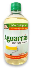 AGUARRÁS ECOLÓGICA- 500 ml