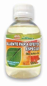 DILUENTE PARA EFEITOS ESPECIAIS - 120ml