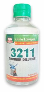 3211 THINNER DILUIDOR - 250ml