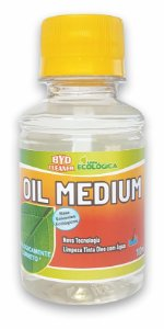 OIL MEDIUM - 100 ml