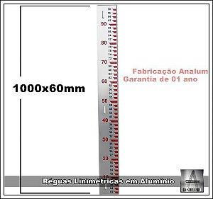 Comprar Regua Linimetrica para Hidrometria Analum em aluminio