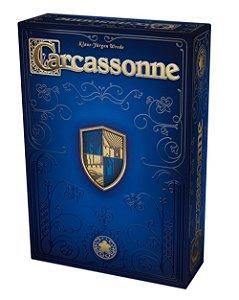 Carcassonne Edição de 20º Aniversário (Pré-Venda)