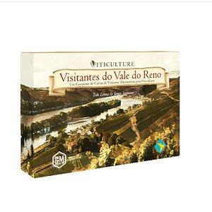 Viticulture - Visitantes do Vale do Reno - Expansão (Pré-venda)