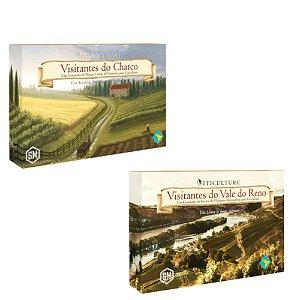 Expansões Viticulture : Visitantes do Charco + Visitantes do Vale do Reno (Pré-venda)