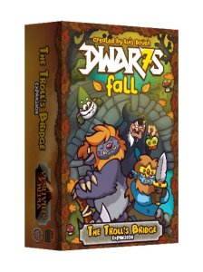 Dwar7s Fall - The Troll's Bridge - Expansão (Pré-venda)