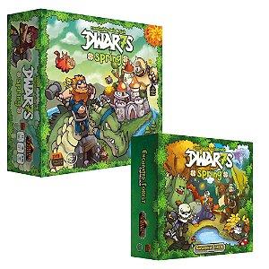 Dwar7s Spring + Expansão Enchanted Forest (Pré-venda)