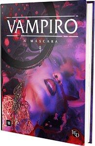 Vampiro: A Máscara (Pré-venda)