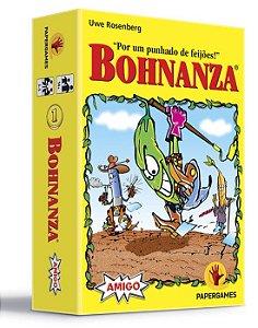 """Bohnanza + Cartas Promocionais """"Feijão Curinga"""""""