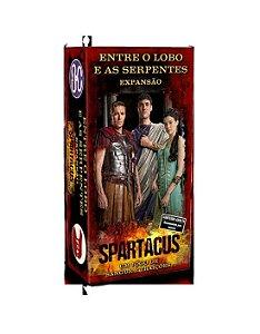 Spartacus Expansão Entre o Lobo e as Serpentes