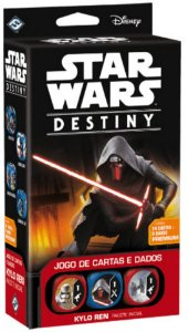 Star Wars Destiny Pacote Inicial Kylo Ren