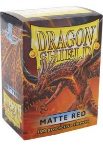 Dragon Shield (Matte Red)