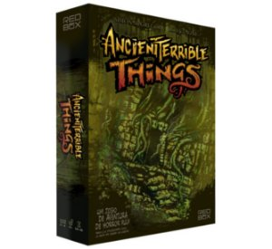 Ancient Terrible Things com Extras FC