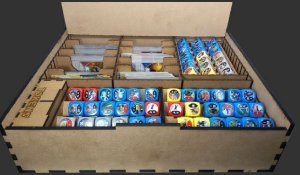 Organizador (Insert) Big Box Star Wars Destiny