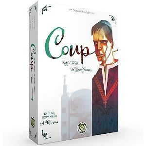Coup 2ª Edição- inclui Expansão: A Reforma