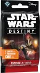 Star Wars Destiny- Império em Guerra (Pré venda) Caixa Fechada