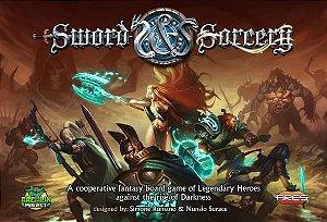 Sword e Sorcery (Pré-venda)