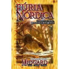 Midgard card game- Exp. Fúria Nórdica