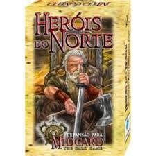 Midgard card game- Exp. Heróis do Norte