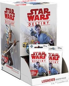 Star Wars Destiny- Legados (Caixa de booster)