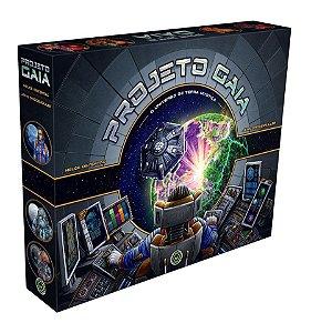 Projeto Gaia + 1 Cardholder Exclusivo de Brinde