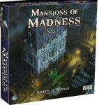 Ruas de Arkham- Expansão Mansions of Madness