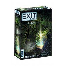 Exit - A Ilha esquecida (Pré venda)