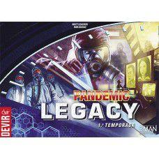 Pandemic Legacy 1ª TEMPORADA (Pré venda)