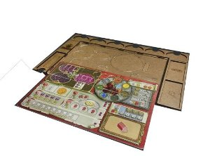 Kit Dashboard para Terra Mystica