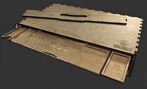 Kit Dashboard para Terra Mystica com case