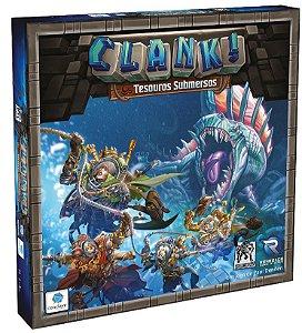 Clank! Tesouros Submersos (Pré-venda)