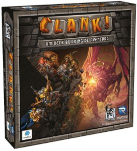 Clank! + Miniaturas Exclusivas