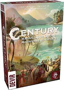 Century Maravilhas do Oriente (Pré-venda)