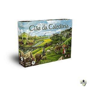 Clâs da Caledônia (Pré-venda)
