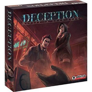 Deception + Promos Grátis