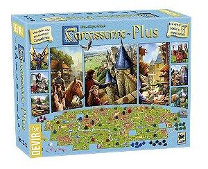 Carcassonne Plus (Pré-venda)