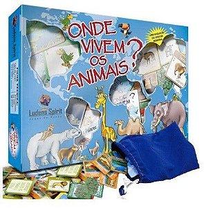 Onde Vivem os Animais ?