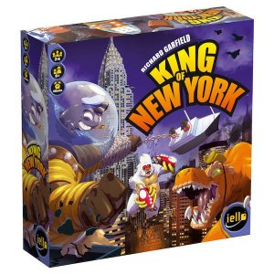 King of New York Promoção: Sleeves Grátis