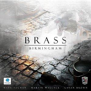 Brass: Bimingham + Sleeves Grátis (Pré Venda)