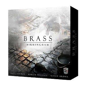 Brass: Birmingham + 112 Miniaturas Exclusivas + Sleeves Grátis (Pré-venda)