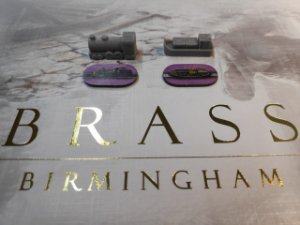 Miniaturas para Brass : Birmingham (Pré-venda)