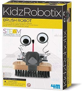 Robô Escova- Brinquedo Educativo
