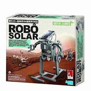 Robô Solar- Brinquedo Educativo