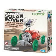 Solar Rover - Brinquedo Educativo