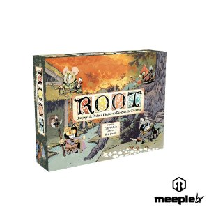 Root + Sleeves e Brinde: 1 Card Holder Exclusivo (Pré venda)