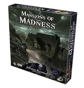 Mansions of Madness: Expansão Jornadas Macabras