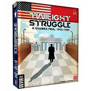 Twilight Struggle - A Guerra Fria (Grátis 1 Cardholder )