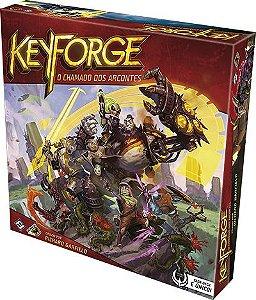 Keyforge Starter Set + Sleeves Grátis