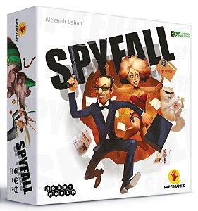 Spyfall + Promo Convenção de Jogos