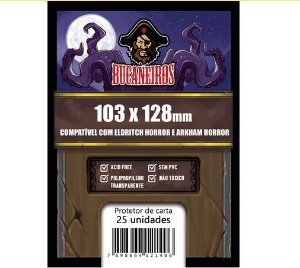 Sleeve Bucaneiros Customizado- Eldritch Horror/ Arkham Horror (103x128mm)
