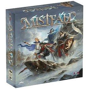 Mistfall + Extras da Pré-venda + 40 Tokens de Danos em 3D - Exclusivos